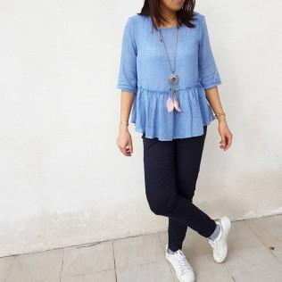 blouse-peplum-etam-bleue